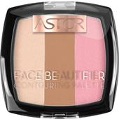 Astor - Teint - Face Beautifier Contouring Palette