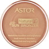 Astor - Hudton - Natural Fit Bronzing Powder