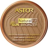 Astor - Complexion - Natural Fit Bronzing Powder