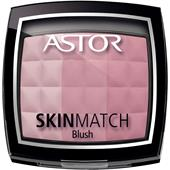 Astor - Foundation - Skin Match Trio Blush