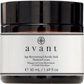 Avant - Age Defy+ - Age Retexturing Glycolic Acid Mask in Cream
