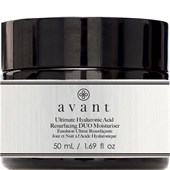 Avant - Age Defy+ - Ultimate Hyaluronic Acid  Resurfacing DUO Moisturiser