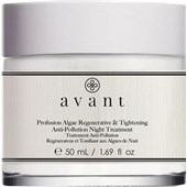 Avant - Age Protect + UV - Profusion Algae Regenerative & Tightening Anti-Pollution Night Treatment