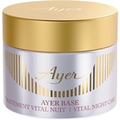 Ayer - Ayer Base - Night Cream