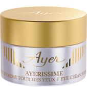 Ayer - Ayerissime - Formula Eye Cream