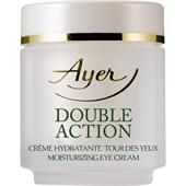Ayer - Double Action - Augencreme
