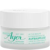 Ayer - Idratazione - Reconditioning Cream