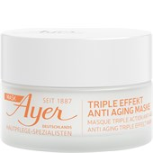 Ayer - Specific Products - Triple Effekt Anti Aging Maske