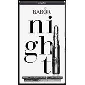 BABOR - Ampoule Concentrates - Ampullenkur Night