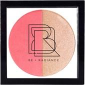 BE + Radiance - Iho - Color + Glow Probiotic Blush + Highlighter