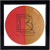 BE + Radiance - Tez - Color + Glow Probiotic Blush + Highlighter