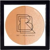 BE + Radiance - Cera - Zestaw + Glow  Probiotic Powder + rozświetlacz