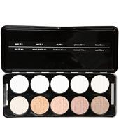 BEAUTY IS LIFE - Augen - Shadow Profi Set - Pure