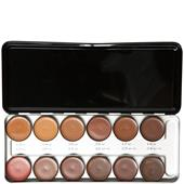 BEAUTY IS LIFE - Foundation - Camouflage Proffs-set