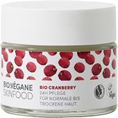 BIO:VÉGANE - Bio Cranberry - 24hodinová péče