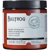 BULLFROG - Rasurpflege - Secret Potion N.1 Shaving Cream Classic