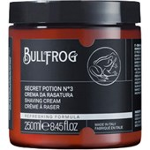 BULLFROG - Rasurpflege - Secret Potion N.3 Shaving Cream Refreshing