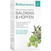 "Bakanasan - Calming the Nerves - Calming Lozenges ""Baldrian & Hopfen"" Valerian & hops"