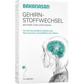Bakanasan - Beruhigung und Nervenkraft - Gehirnstoffwechsel