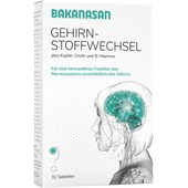 Bakanasan - Calming the Nerves - Brain Metabolism