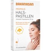 Bakanasan - Immunsystem und Erkältung - Propolis Halspastillen
