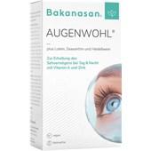 "Bakanasan - Micro Nutrients - Capsules ""Augenwohl"" Eye care"