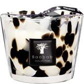 Baobab - Pearls - Stearinlys med duft Pearls Black