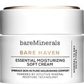 bareMinerals - Hydratující péče - Bare Haven Essential Moisturizing Soft Cream