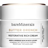 bareMinerals - Soin hydratant - Butter Drench Restorative Rich Cream
