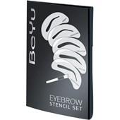 BeYu - Eyebrow - Eyebrow Stencil Set