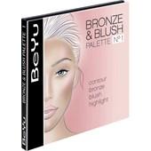 BeYu - Specials - Bronze + Blush Palette