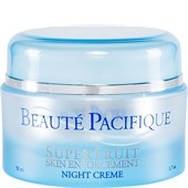 Beauté Pacifique - Kosmetyki na noc - Super Fruit Skin Enforcement Night Creme