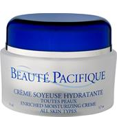 Beauté Pacifique - Kosmetyki na dzień - Moisturizing Cream do wszystkich typów skóry