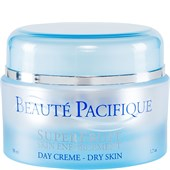 Beauté Pacifique - Kosmetyki na dzień - Super Fruit Skin Enforcement Day Creme for Dry Skin