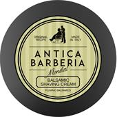 Becker Manicure - Antica Barberia Collection - Shaving Cream Menthol