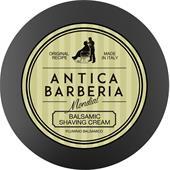 ERBE - Antica Barberia Original Citrus - Crema per rasatura al mentolo