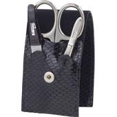 Becker Manicure - Manicure sets - Leather case, 3-part