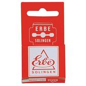 ERBE - Pedicure - Pack of corn plane blades containing 10 blades