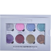 Bellápierre Cosmetics - Yeux - 8 Color Pro Glitter Eye Palette