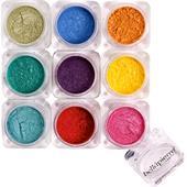 Bellápierre Cosmetics - Ögon - 9 Stack Shimmer Powder Iris