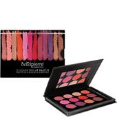 Bellápierre Cosmetics - Huulet - 12 Color Pro Lip Palette