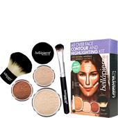 Bellápierre Cosmetics - Conjuntos - All Over Face Contour and Highlighting Kit