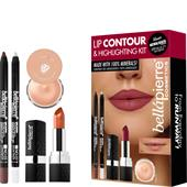 Bellápierre Cosmetics - Sady - Lip Contour & Highlighting Kit