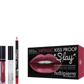 Bellápierre Cosmetics - Sets - Metallic Kiss Proof Slay Kit