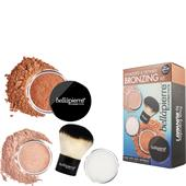 Bellápierre Cosmetics - Sady - Sunkissed & Defined Bronzing Kit