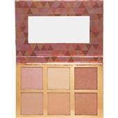 Bellápierre Cosmetics - Teint - Glowing Palette