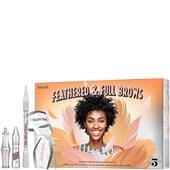 Benefit - Augenbrauen - Augenbrauen Kit Feathered & Full Brow Kit