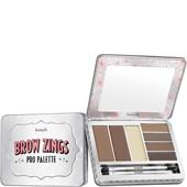 Benefit - Augenbrauen - Brow Zings Pro Palette Augenbrauenpalette