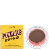 Benefit - Augenbrauen - Powmade Brow Pomade