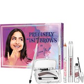 Benefit - Augenbrauen - Precisely Easy Brows by Ischtar Influencer Brow Kit
